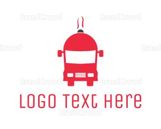 Tray - Tray Bus logo design