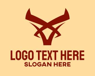 Symbol - Red Centaur Symbol logo design