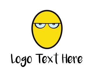 Eye - Eggspert logo design