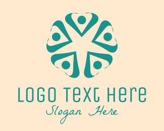 Group - Blue Heart Group logo design