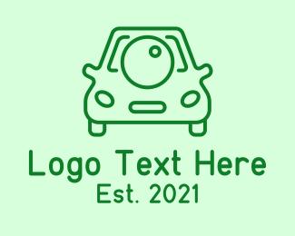 Video - Car Dashboard Camera  logo design