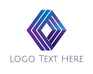 Business Consulting - Modern Geometric Business logo design