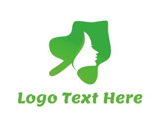 Facial - Eco Facial  logo design