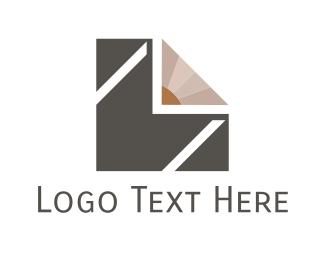 Form - Paper & Pencil logo design