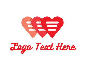 Blog - Love Note logo design