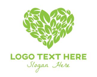 Nature - Nature Love logo design