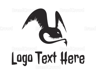Creature - Evil Monster logo design
