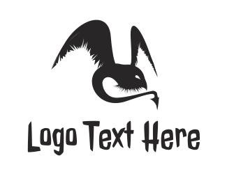 Evil - Evil Monster logo design