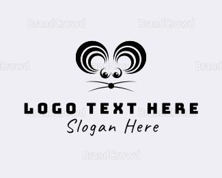 Mice - Mouse Sound logo design