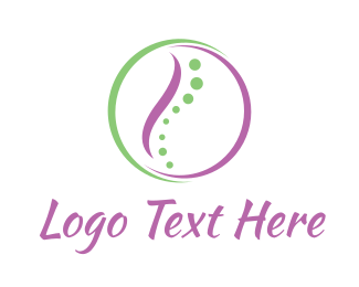 Orthopedic - Elegant Spine Care  logo design