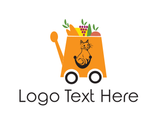 Trolley - Shopping Cart logo design