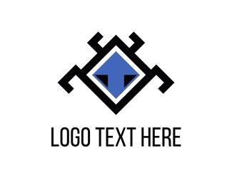 Robotic Bug Logo
