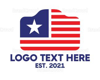 Citizen - American Photographer logo design