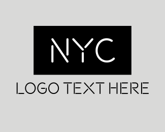 New York City - NYC logo design
