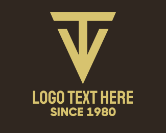 Battle - Medieval T & V logo design