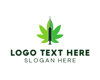 Joint - Cannabis Medic  logo design