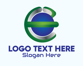 Telco - Abstract 3D Tech Company  logo design