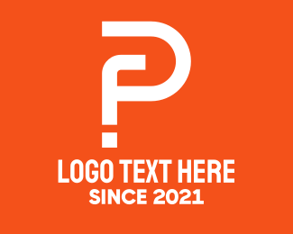 Advertising - Advertising Agency F & P logo design