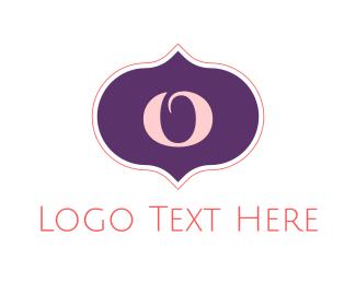 Letter O - Arab Letter O logo design