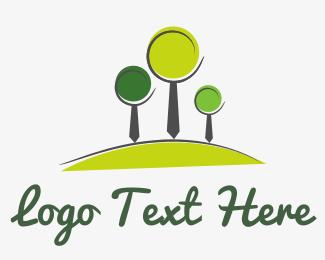 Tie Forest Logo