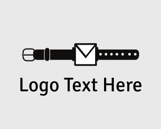 Email - Mail Watch logo design