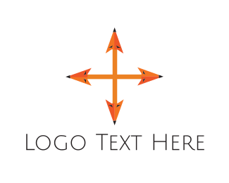 Route - Navigation Fox logo design