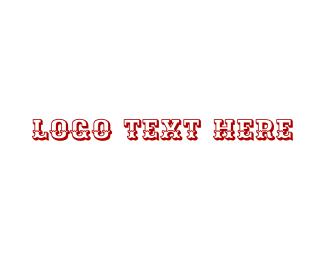 Saloon - Western & Traditional logo design