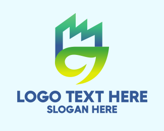 Green City - Green City Construction logo design