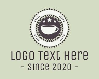 Espresso - Coffee Badge Cafe logo design