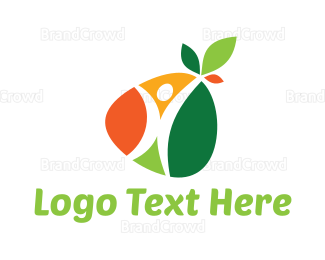 Coco - Colorful Coconut  logo design