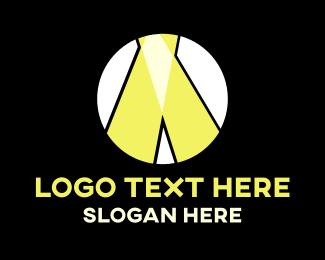 Search - Search Lights logo design