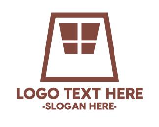 Brown - Brown Window logo design