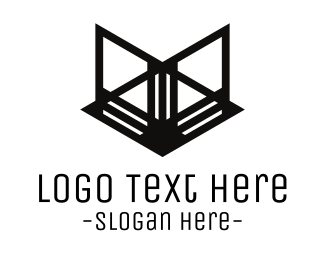 Web Design - Abstract Fox logo design