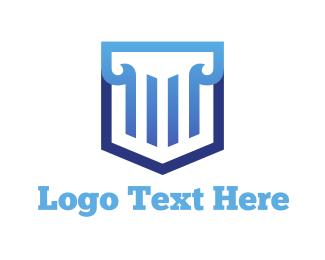 Consultant - Law Shield logo design