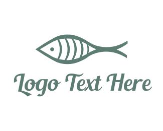 Accessories - Fishy Fare logo design