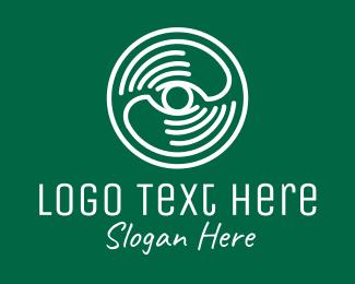 Healing - Abstract Healing Hands  logo design