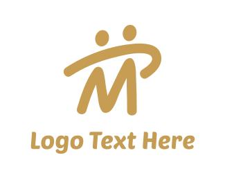Partner - Letter M Partners logo design