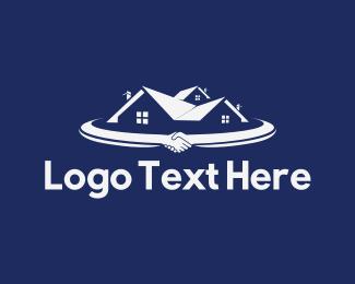 Mortgage - Home Deal logo design
