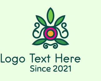 Fancy - Fancy Garden Plant logo design