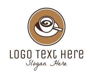 Espresso - Espresso Coffee Cafe logo design