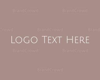 Account - Elegant & Minimal  logo design