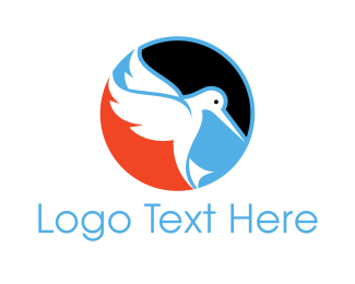 Independence - Dove Circle logo design