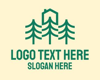 Simple - Simple Tree House Camp logo design