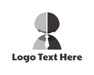 Job - PersonAnom logo design