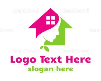 Dermatologist - Derma House logo design