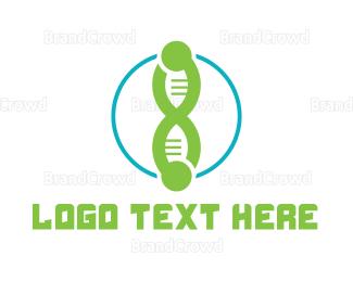 Research - DNA Tech logo design