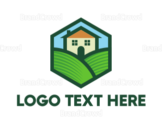 Gardener - Home Valley logo design