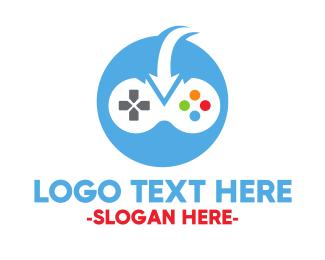 Gaming - Online Game logo design