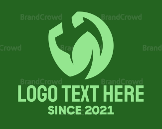 Better - Strong Leaf logo design