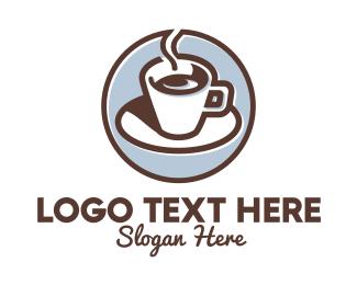 Espresso - Espresso Cafe Coffee logo design